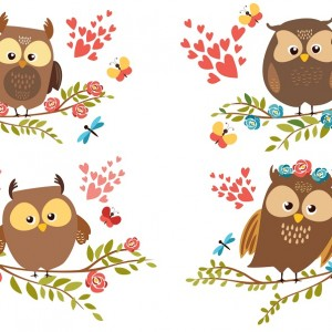 happy owls-01